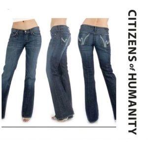 CoH Wimbledon Stretch #144 Ingrid Flare Jeans